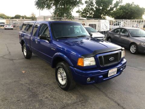 2004 Ford Ranger for sale at Fast Lane Motors in Turlock CA