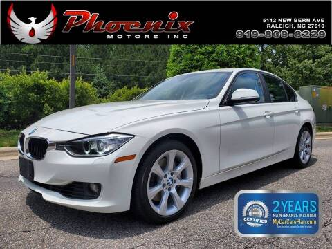 2014 BMW 3 Series for sale at Phoenix Motors Inc in Raleigh NC