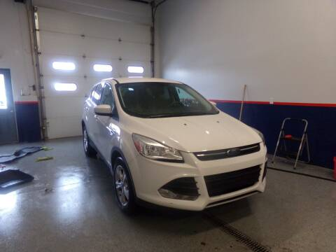 2013 Ford Escape for sale at Pool Auto Sales Inc in Spencerport NY