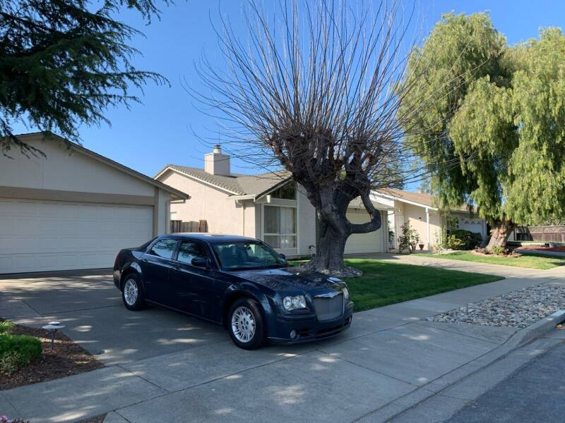 2007 Chrysler 300 for sale at Blue Eagle Motors in Fremont CA