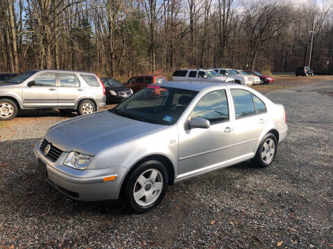 2002 Volkswagen Jetta for sale at J.W. Auto Sales INC in Flemington NJ