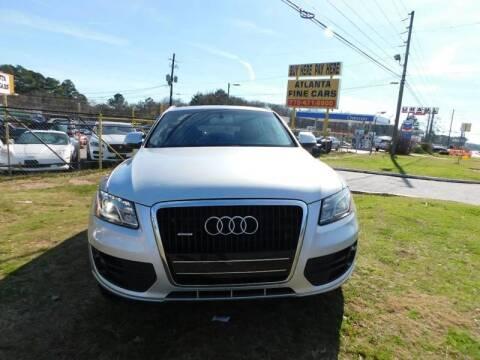 2009 Audi Q5 for sale at Atlanta Fine Cars in Jonesboro GA