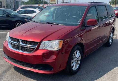 2014 Dodge Grand Caravan for sale at Father & Sons Auto Sales in Leeds NY