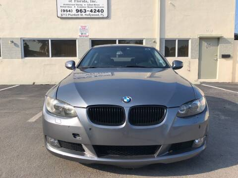2010 BMW 3 Series for sale at Eden Cars Inc in Hollywood FL