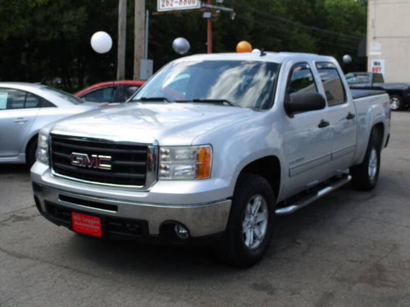 2011 GMC Sierra 1500 for sale at Bill Leggett Automotive, Inc. in Columbus OH