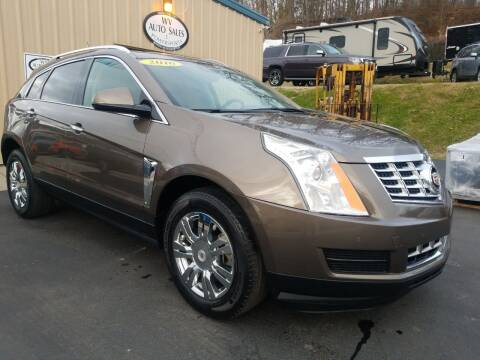 2016 Cadillac SRX for sale at W V Auto & Powersports Sales in Cross Lanes WV