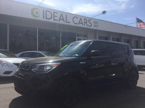 2015 Kia Soul for sale at Ideal Cars in Mesa AZ