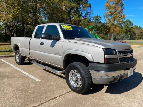 2005 Chevrolet Silverado 3500 for sale at B & M Car Co in Conroe TX
