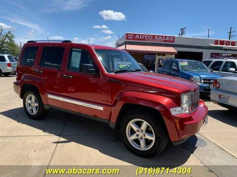 2009 Jeep Liberty for sale at About New Auto Sales in Lincoln CA