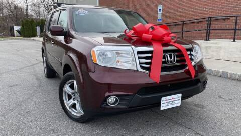 2012 Honda Pilot for sale at Speedway Motors in Paterson NJ