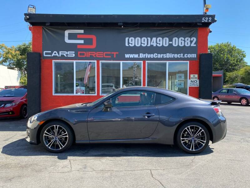 2014 Subaru BRZ for sale at Cars Direct in Ontario CA