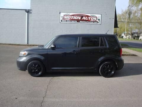 2009 Scion xB for sale at Motion Autos in Longview WA
