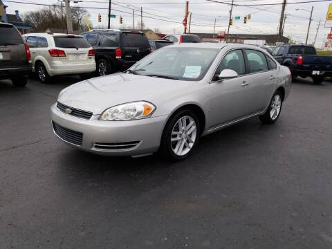 2008 Chevrolet Impala for sale at Rucker's Auto Sales Inc. in Nashville TN