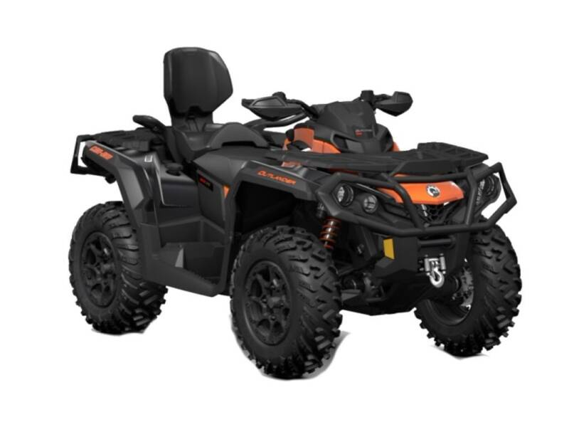 2021 Can-Am Outlander MAX XT-P 1000R for sale at Lipscomb Powersports in Wichita Falls TX