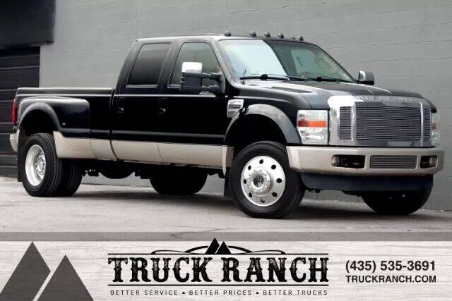 2008 Ford F-450 Super Duty for sale at Truck Ranch in Logan UT