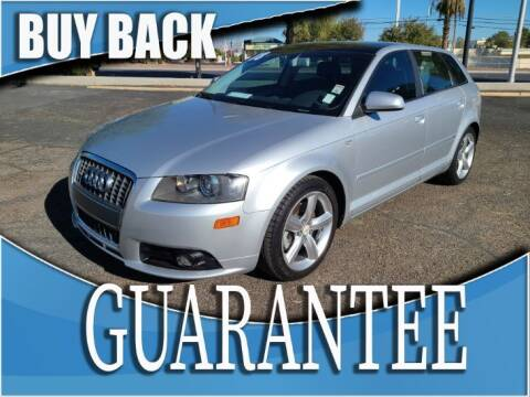 2008 Audi A3 for sale at Reliable Auto Sales in Las Vegas NV