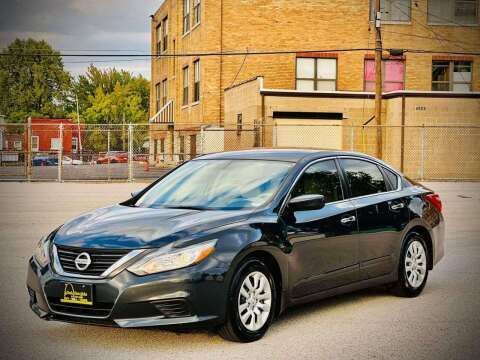 2016 Nissan Altima for sale at ARCH AUTO SALES in Saint Louis MO