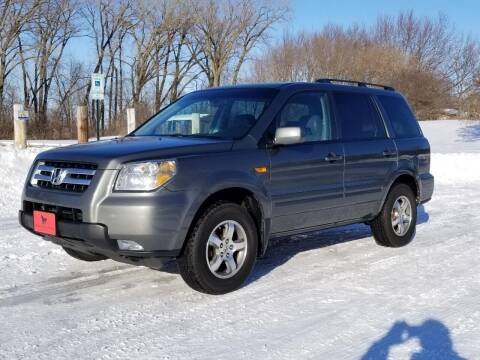2007 Honda Pilot for sale at Mechanical Services Inc in Oshkosh WI