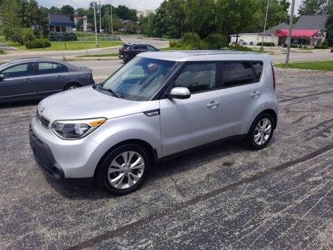 2014 Kia Soul for sale at Indiana Auto Sales Inc in Bloomington IN