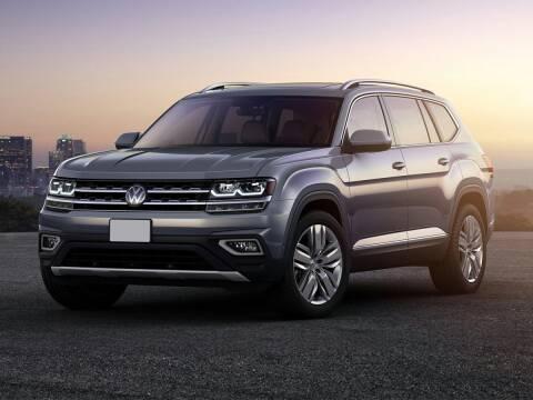 2019 Volkswagen Atlas for sale at BASNEY HONDA in Mishawaka IN