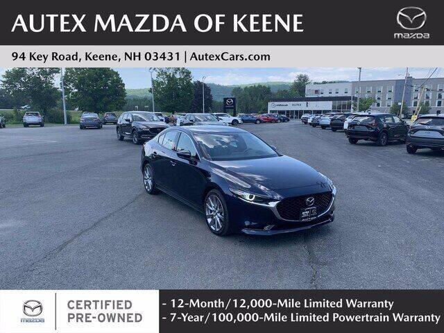 2019 Mazda Mazda3 Sedan for sale in Keene, NH