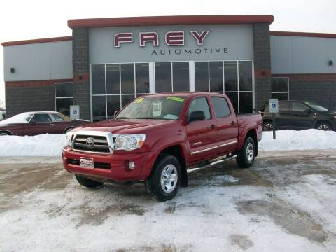 2010 Toyota Tacoma for sale at Frey Automotive in Muskego WI