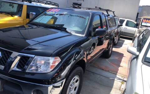2009 Nissan Frontier for sale at Excelsior Motors , Inc in San Francisco CA