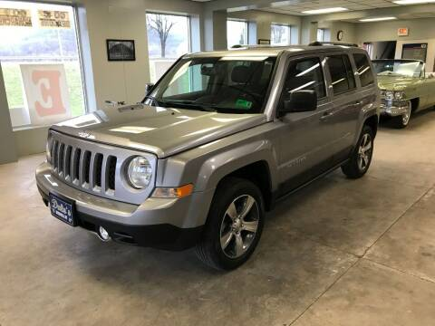 2016 Jeep Patriot for sale at DALE'S PREOWNED AUTO SALES INC in Moundsville WV