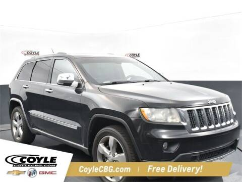 2011 Jeep Grand Cherokee for sale at COYLE GM - COYLE NISSAN - New Inventory in Clarksville IN