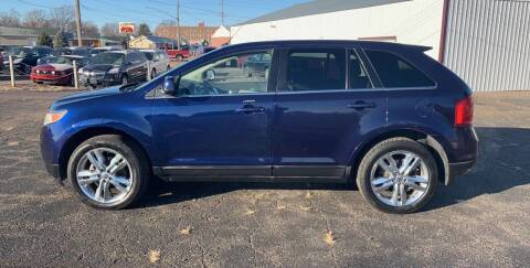 2011 Ford Edge for sale at Diede's Used Cars in Canistota SD