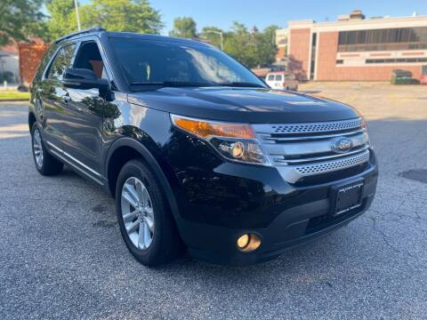 2012 Ford Explorer for sale at Welcome Motors LLC in Haverhill MA