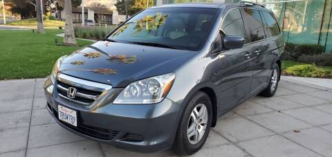 2006 Honda Odyssey for sale at Top Motors in San Jose CA
