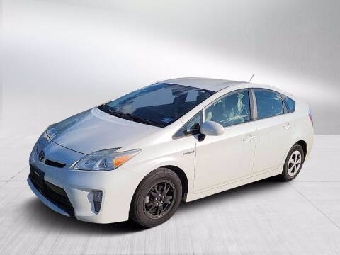 2013 Toyota Prius for sale at Fitzgerald Cadillac & Chevrolet in Frederick MD