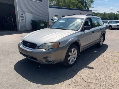 2006 Subaru Outback for sale at Manchester Auto Sales in Manchester CT
