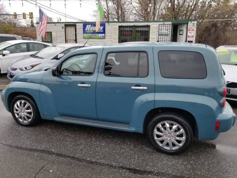 2007 Chevrolet HHR for sale at Howe's Auto Sales in Lowell MA