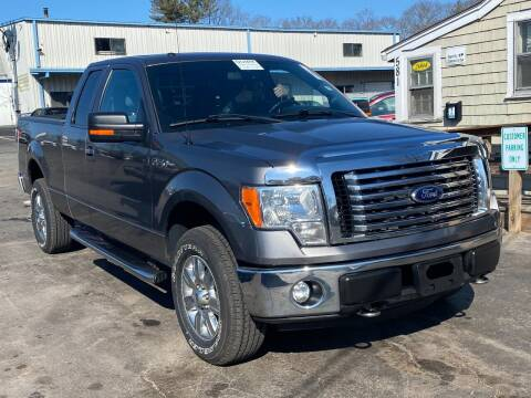 2012 Ford F-150 for sale at Irving Auto Sales in Whitman MA