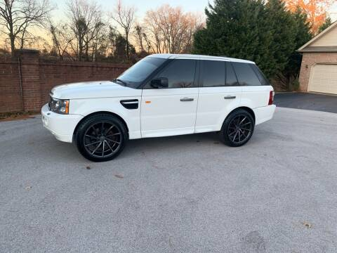 2007 Land Rover Range Rover Sport for sale at Kentucky Auto Sales & Finance in Bowling Green KY