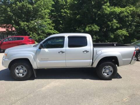 2013 Toyota Tacoma for sale at MICHAEL MOTORS in Farmington ME