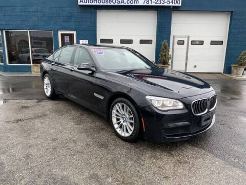 2014 BMW 7 Series for sale at Saugus Auto Mall in Saugus MA