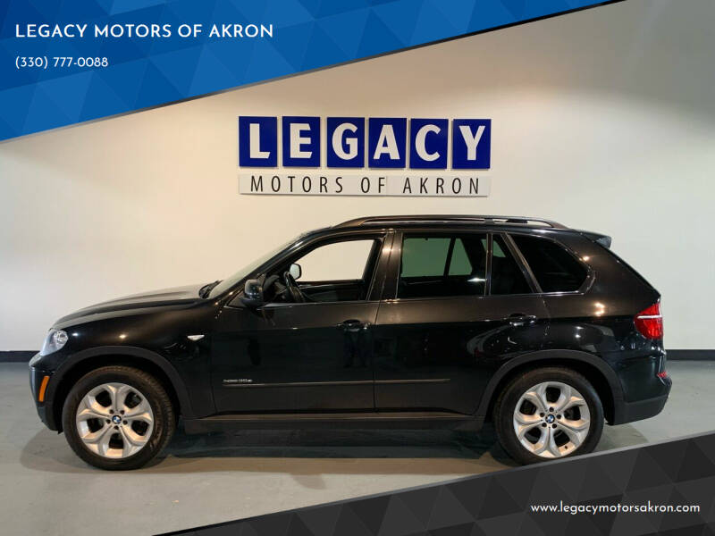2013 BMW X5 for sale at LEGACY MOTORS OF AKRON in Akron OH