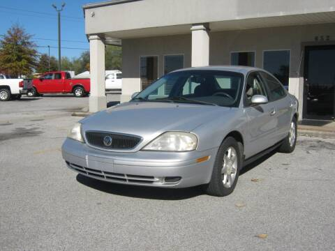 2003 Mercury Sable for sale at Premier Motor Co in Springdale AR
