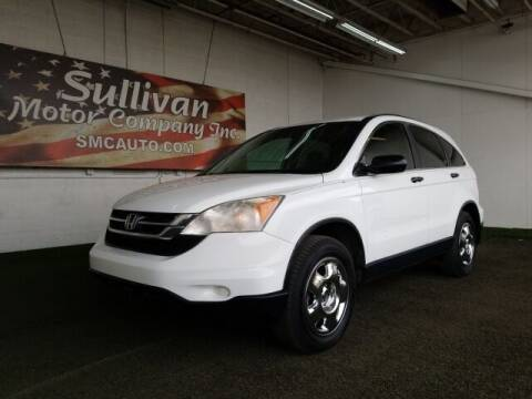 2010 Honda CR-V for sale at SULLIVAN MOTOR COMPANY INC. in Mesa AZ