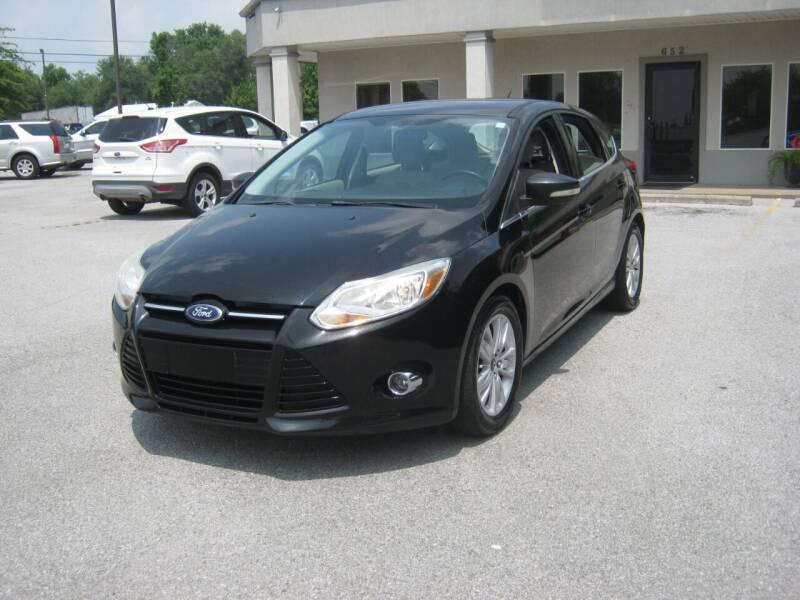 2012 Ford Focus for sale at Premier Motor Co in Springdale AR