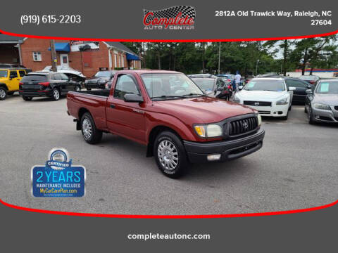 2003 Toyota Tacoma for sale at Complete Auto Center , Inc in Raleigh NC