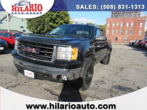 2010 GMC Sierra 1500 for sale at Hilario's Auto Sales in Worcester MA
