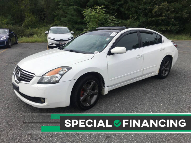 2009 Nissan Altima for sale at Twin Motor Sport in Worcester MA