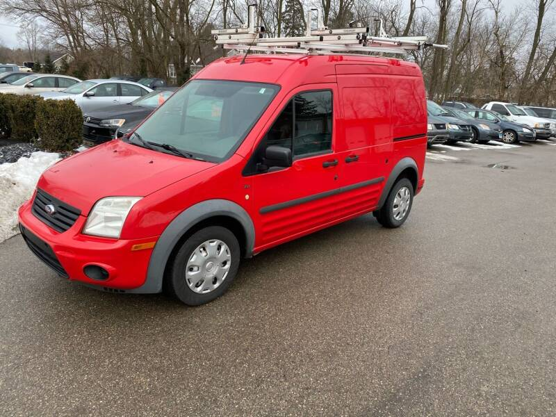 2012 Ford Transit Connect for sale at Station 45 Auto Sales Inc in Allendale MI