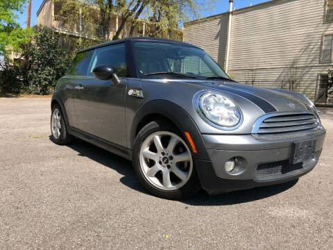 2010 MINI Cooper for sale at Guero's Auto Sales in Austin TX