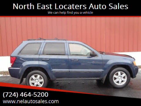2009 Jeep Grand Cherokee for sale at North East Locaters Auto Sales in Indiana PA