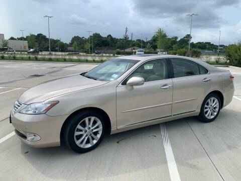 2011 Lexus ES 350 for sale at ABS Motorsports in Houston TX